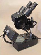استریو میکروسکوپ جواهر شناسی