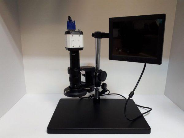 استریو میکروسکوپ بدون چشمی MEIJI