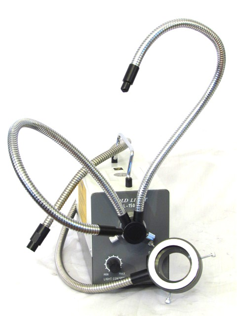 فیبر نوری میکروسکوپ | قطعات میکروسکوپ