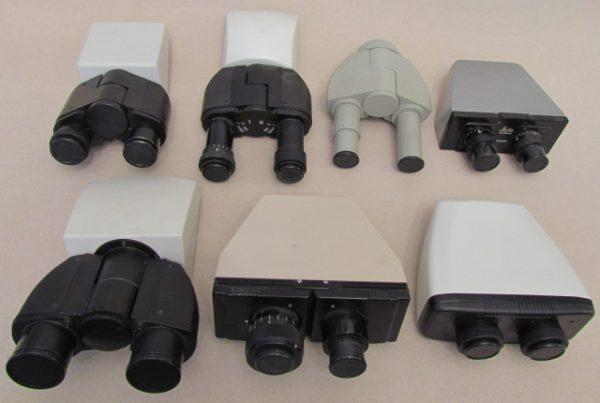 هد میکروسکوپ | چشمی میکروسکوپ