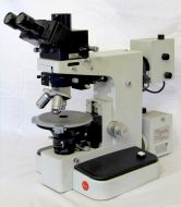 میکروسکوپ متالوگرافی استوک LEITZ