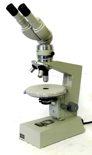 میکروسکوپ متالوگرافی دست دوم کارل زایس