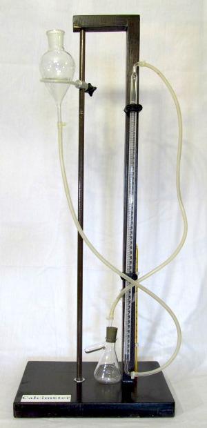 کلسیمتر برنارد تجهیزات زمین شناسی